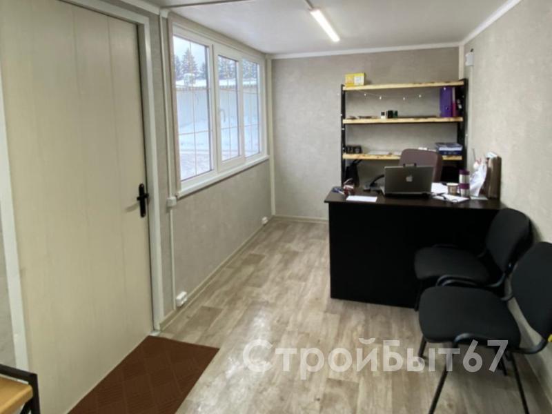 отделка офисного помещения